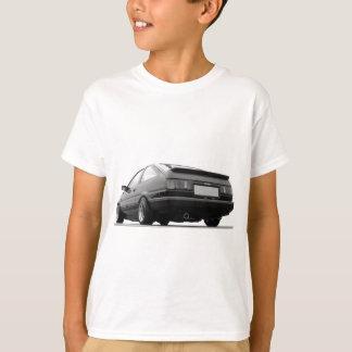 AE86 Black & White T-Shirt