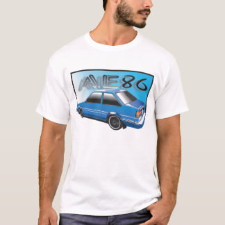AE86 blue T-Shirt