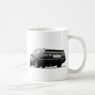 ae86 hachi corolla toyota sprinter trueno coffee mug