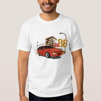 AE86 - Trueno - Levin Remera