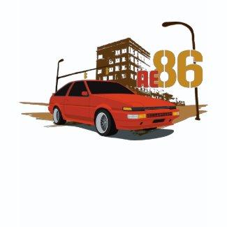 AE86 shirt