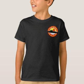 AE-27 USS Butte Ammunition Ship Military Patch T-Shirt