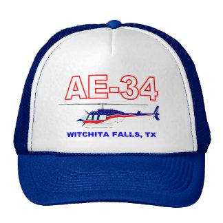AE-34 206 cap Trucker Hat