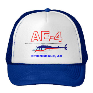 AE-4 206 cap Trucker Hat