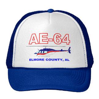 AE-64 206 cap Trucker Hat