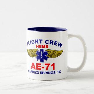 AE-71 M3 Two-Tone COFFEE MUG