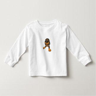 AE camisa del dibujo animado del perrito