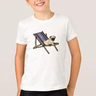 AE camisa del vago de la playa del barro amasado