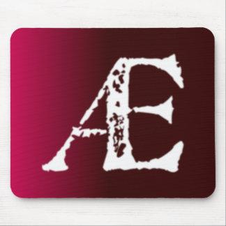 AE Ligature Mouse Pad