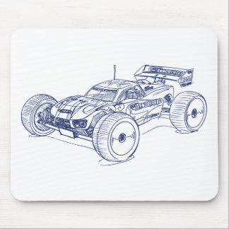 AE RC8T MOUSE PAD
