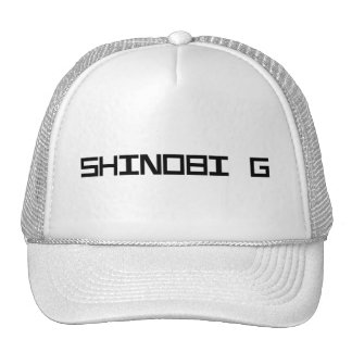 AE Shinobi G Gorra