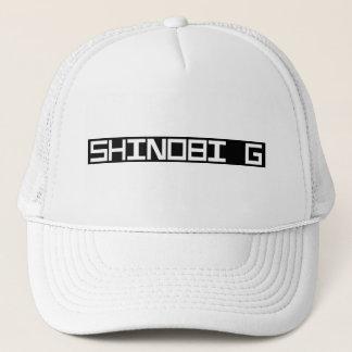 AE Shinobi G white Trucker Hat