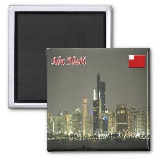 AE - United Arab Emirates - Abu Dhabi - panorama Imán Cuadrado