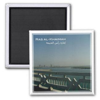 AE # United Arab Emirates - Ras al-Khaimah - Lagun Magnet