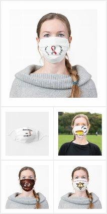 AE Warrior 3-ply Face Masks
