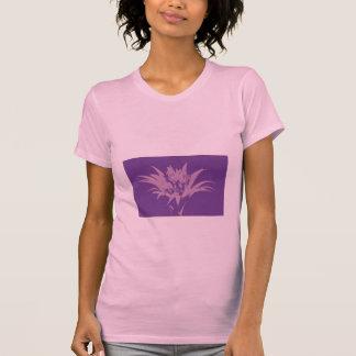 Aechmea Pink and Blue T-Shirt