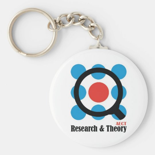 AECT Research and Theory Key Chain