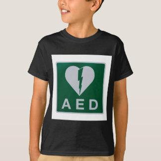 AED Defibrillator symbol T-Shirt