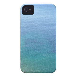 Aegean Blue 1 Case-Mate iPhone 4 Case