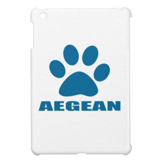 AEGEAN CAT DESIGNS CASE FOR THE iPad MINI