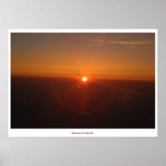 Aegean Sea Sunrise Print