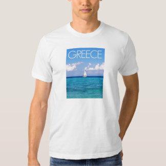 Aegean sea t shirt