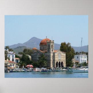 Aegina Island, Greece Posters