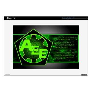 Aegis Definition Laptop Skin