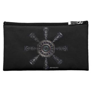 ☼Aegishjalmur – Ancestral and Spiritual Rune☼ Makeup Bag