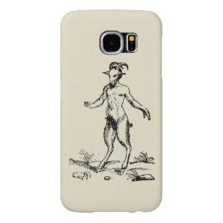 Aegopithecus, Pan, Devil Samsung Galaxy S6 Cases