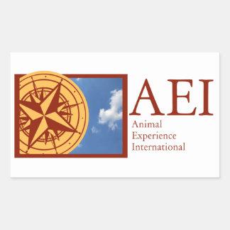 AEI sticker