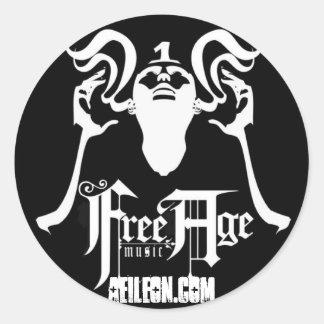 Aeileon.com Sticker