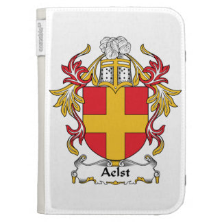 Aelst Family Crest Kindle Keyboard Cases