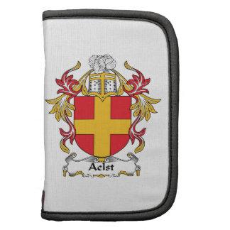 Aelst Family Crest Organizer