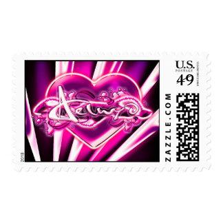 Aelwyd Postage Stamp