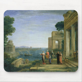 Aeneas and Dido in Carthage, 1675 Mouse Pad