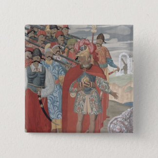 Aeneas and his Soldiers, 1919 Button