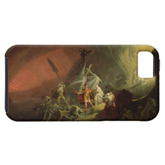 Aeneas and the Sibyl, c.1800 (oil on canvas) iPhone SE/5/5s Case