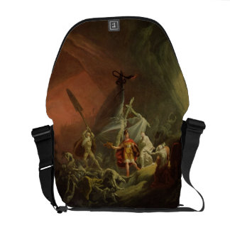 Aeneas and the Sibyl, c.1800 (oil on canvas) Courier Bags
