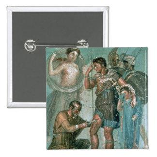 Aeneas hirió, de Pompeya Pins
