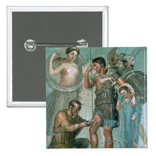 Aeneas hirió, de Pompeya Pin Cuadrado