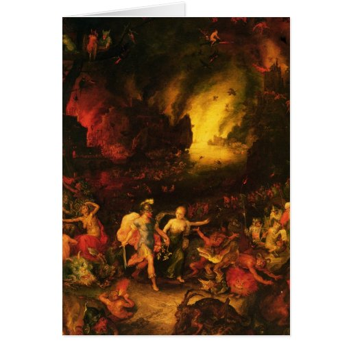Aeneas in Hades Cards