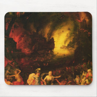 Aeneas in Hades Mouse Pad