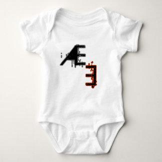 Ænigma codificó la ropa ligera body para bebé