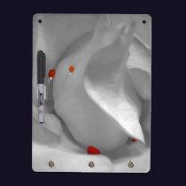 Aeolian Watercolor Dry Erase Board
