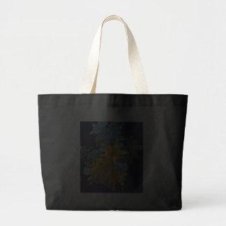 Aeonium floreciente bolsa de mano