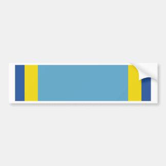 Aerial Achievement Ribbon Bumper Sticker