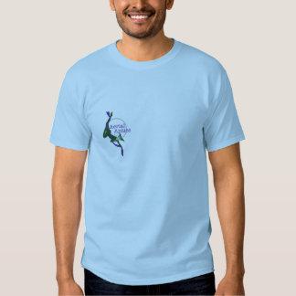 Aerial Antics Men T-shirt