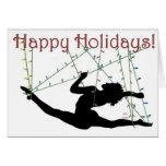 Aerial Christmas Card