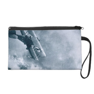 Aerial Combat on the Western Front, World War One, Wristlet Clutch